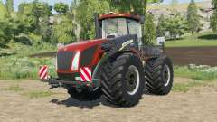 New Holland T9-series added Michelin&Mitas tires for Farming Simulator 2017