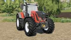Fendt 900 Vario fixed rear camera for Farming Simulator 2017
