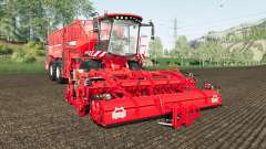 Holmer Terra Dos T4-40 sugar cane for Farming Simulator 2017