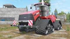 Case IH Steiger 1000 Quadtrac Red Baron for Farming Simulator 2017