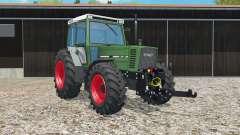 Fendt Farmer 310 LSA Turbomatik dark green for Farming Simulator 2015
