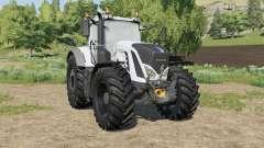 Fendt 900 Vario extra beacons for Farming Simulator 2017