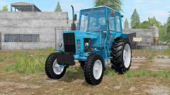 MTZ-80, Belarus power of 80 and 89 HP. for Farming Simulator 2017