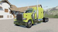 Peterbilt 379 1987 for Farming Simulator 2017