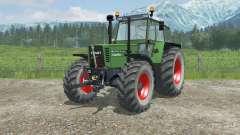 Fendt Favorit 615 LSA Turbomatik full lighting for Farming Simulator 2013