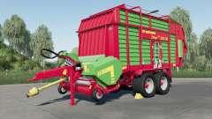 Strautmann Zelon CFS 2501 DO Michelin tires for Farming Simulator 2017