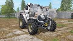Lindner Lintrac 90 modified for Farming Simulator 2017