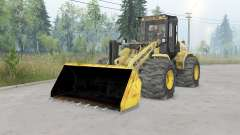 New Holland W170C 2011 for Spin Tires