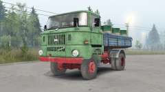 IFA W50 LA for Spin Tires