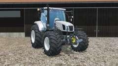 New Holland T6.160 FL console for Farming Simulator 2015