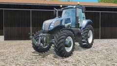 New Holland T8.435 Blue Poweɽ for Farming Simulator 2015