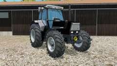 Deutz-Fahr AgroStar 6.61 repainted in black for Farming Simulator 2015