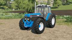 Ford 40-series added Michelin&Mitas tires for Farming Simulator 2017