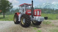 Schluter Profi-Trac 3000 TVL front weight for Farming Simulator 2013