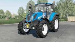 New Holland T5-series chip tuning for Farming Simulator 2017