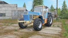 Zetor Crystal 12045 rich electric blue for Farming Simulator 2017