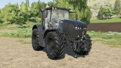 JCB Fastrac 8330 black for Farming Simulator 2017