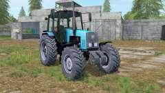 MTZ-1221 Belarus tractor work lights for Farming Simulator 2017
