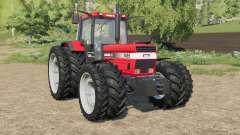 Case IH 1455 XL new twin tires for Farming Simulator 2017