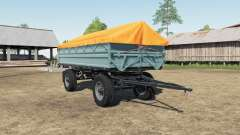 Fortschritt HW 80 Nokian tire for Farming Simulator 2017