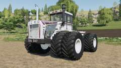 Big Bud 450-50 with few real addons for Farming Simulator 2017