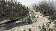 Siberian node v4.0 for MudRunner