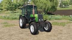 MTZ-Belarus 1025 light green for Farming Simulator 2017