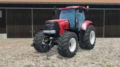Case IH Puma 230 CVX new exhaust technology for Farming Simulator 2015