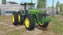 John Deere 8000 USA for Farming Simulator 2017
