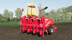 Grimme GL 420 with fertilizer function for Farming Simulator 2017