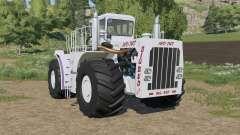 Big Bud 16V-747 wheels configuration for Farming Simulator 2017