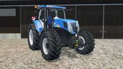 New Holland T7040 2007 for Farming Simulator 2015