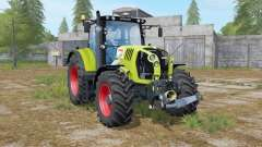 Claas Arion 600 for Farming Simulator 2017