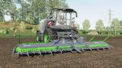 Krone BiG X 1180 multicolor for Farming Simulator 2017