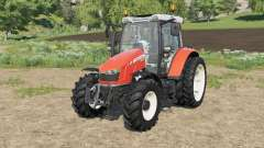Massey Ferguson tractors 25 percent more hp for Farming Simulator 2017