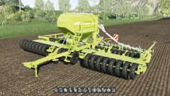 Horsch Pronto 9 DC added crops for Farming Simulator 2017