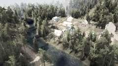 Three villages for MudRunner