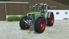 Fendt Favorit 926 Vario animierte auspuffklappe for Farming Simulator 2013