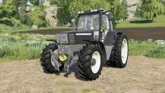 Fendt Favorit 500 tires selectable for Farming Simulator 2017