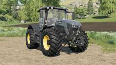 JCB Fastrac 4220 added colour choice to body for Farming Simulator 2017