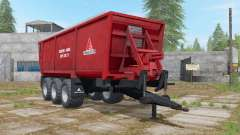 Annaburger ShubMax HTS 29.17 for Farming Simulator 2017