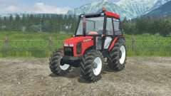 Zetor 5340 manual ignition for Farming Simulator 2013
