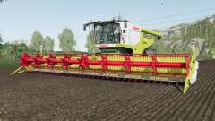 Claas Lexion 780 real color textures for Farming Simulator 2017