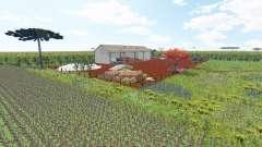 Costa Rica for Farming Simulator 2015