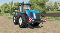 New Holland T9-series more tire configurations for Farming Simulator 2017