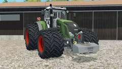 Fendt 828 Vario moveable rear attacher for Farming Simulator 2015