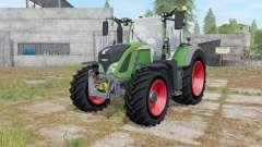 Fendt 700 Vario with Mitas Pneumatic for Farming Simulator 2017