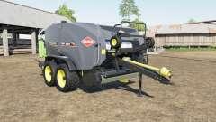 Kuhn FBP 3135 with three-color choice for Farming Simulator 2017