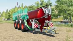 Veenhuis Premium Integral II add metallic multic for Farming Simulator 2017