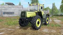 Mercedes-Benz Trac 1000 glade green for Farming Simulator 2017